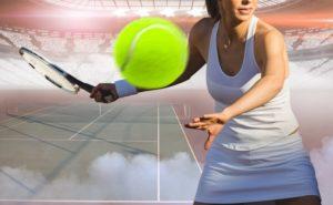 テニス美女ランキングBest3