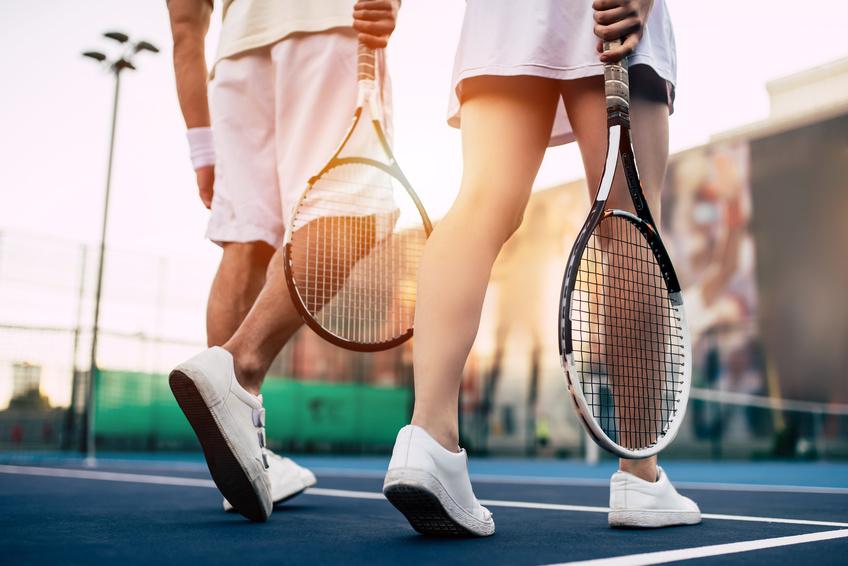 テニス選手の妻や夫はどんな人?